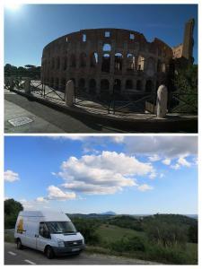 Pozdrav ze stěhování do Říma
