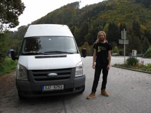 Na cestě do Grazu