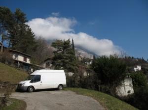Stěhování z Grenoble, Francie