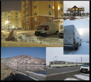 Třetí stěhování do Rumunska