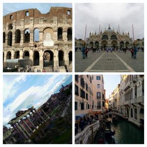 Benátky a spol ;)