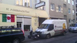 Stěhování do Vídně