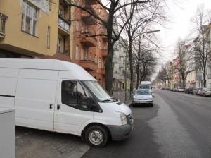 Stěhování v Berlíně